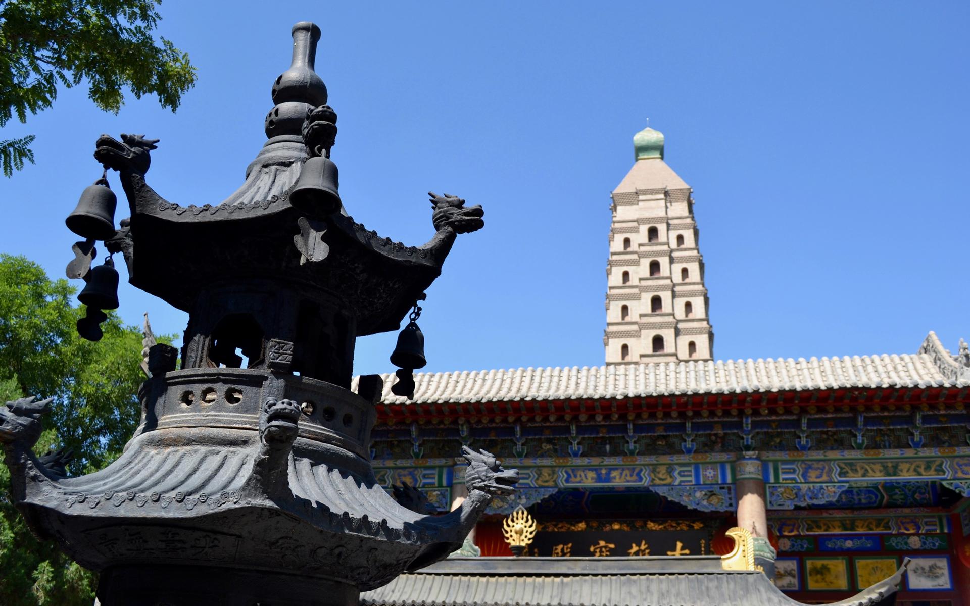 John Denver Tours China