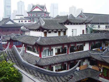 Shanghai China Modernization