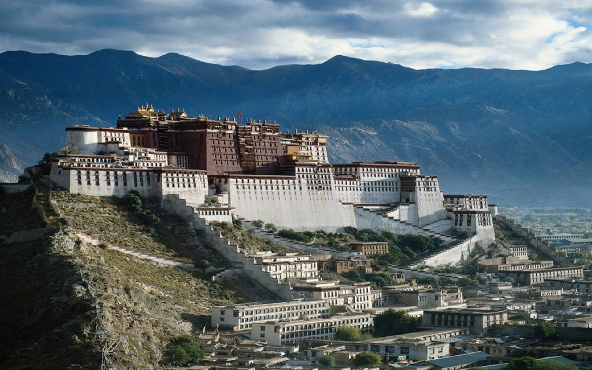 Pristine China and Tibet