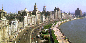 The Bund, European Architecture in Shanghai