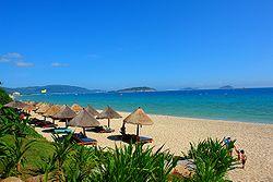 Sanya Beach, Southern China